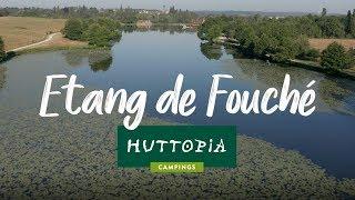 Camping Huttopia Étang de Fouché | Visite virtuelle en Bourgogne