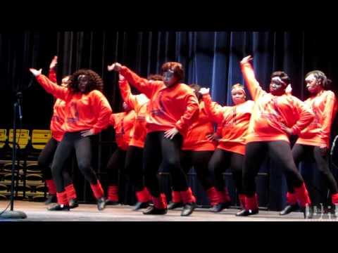 Baton Rouge Alumni Chapter Of Delta Sigma Theta @ Old School Greek Show 2016