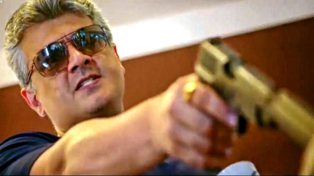 Download Vivegam Best Action Scene | Thala Ajith Dangerous Action Scene
