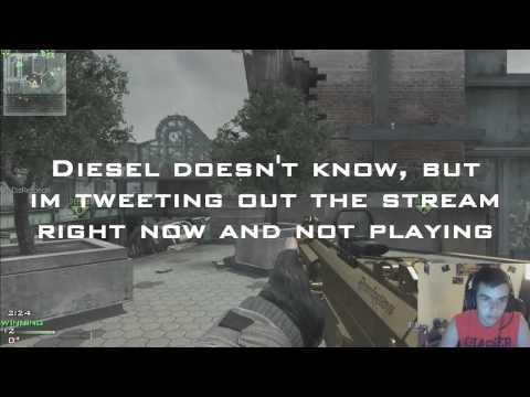 DrDisrespect Raps and Nade clutches in GB