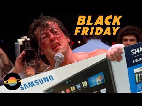 10 najśmieszniejszych rzeczy jakie wydarzyły się w Black Friday
