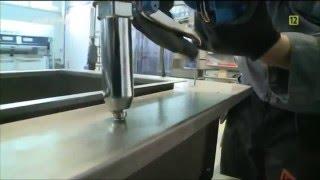 видео Чертеж горелки биокамина