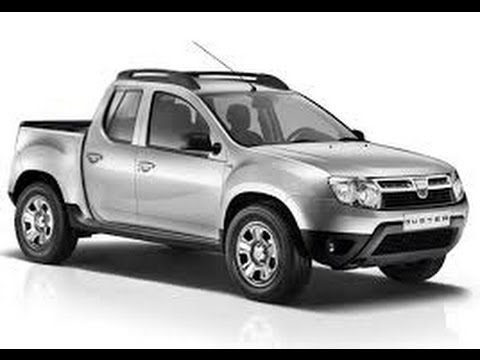 video d 39 images de montage de dacia duster pick up youtube. Black Bedroom Furniture Sets. Home Design Ideas