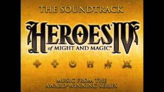 Battle VI - Heroes of Might and Magic IV [music]