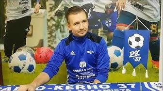 Jani Vidgren PK-37:n uusi vastuuvalmentaja