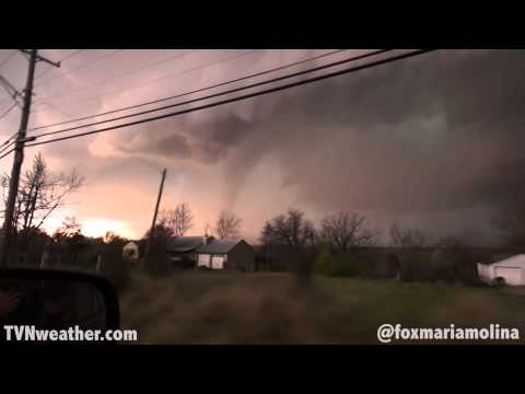 Sand Springs, OK Tornado on March 25, 2015
