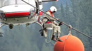 Extreme Jobs High Voltage Power Line Inspection