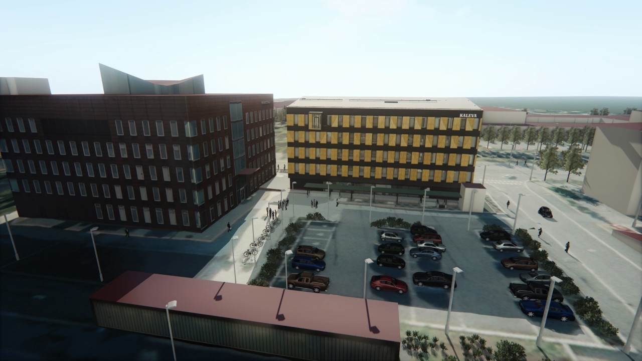 Ympäristötalo Oulu