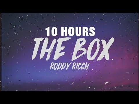 [10 HOURS] Roddy Ricch - The Box (Lyrics)