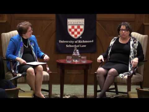 Justice Sonia Sotomayor: A Conversation