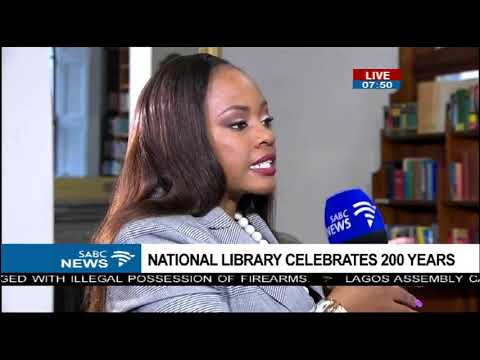 National Library celebrates 200 years