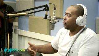 Timbaland Interview @ Z100 12/04/2012