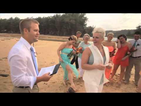 Megan & Nicole Wedding - Full Ceremony