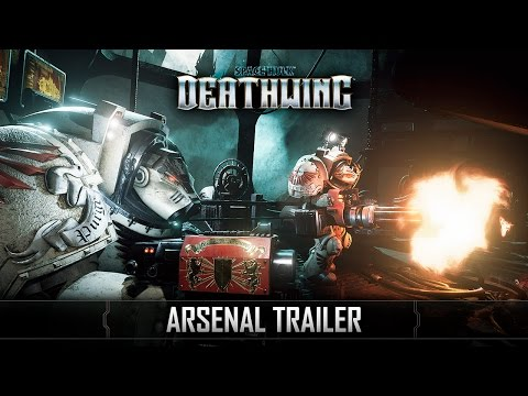 Space Hulk: Deathwing - Arsenal Trailer