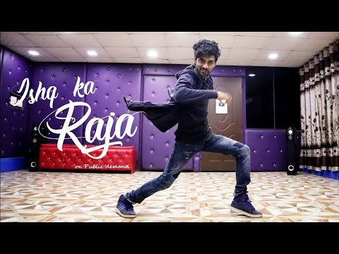 Ishq Ka Raja Dance Video | Addy Nagar | Cover By Ajay Poptron