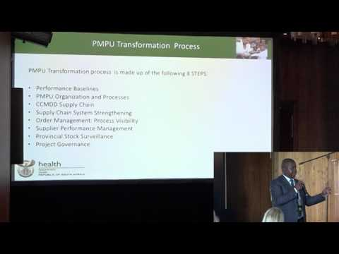South African National Department of Health: Implementing Provincial Medicine Procurement Units