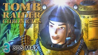 Lara Croft - Diving Suit / Speed Modeling (Tomb Raider Chronicles)