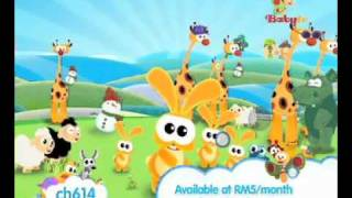 Video BabyTV Malaysia - Flash Mob Promo download MP3, 3GP, MP4, WEBM, AVI, FLV Juli 2018