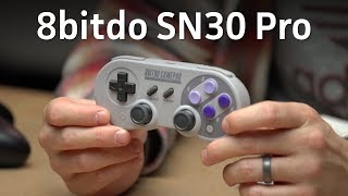 8bitdo SN30 Pro review: A Super Nintendo inspired controller for the PC