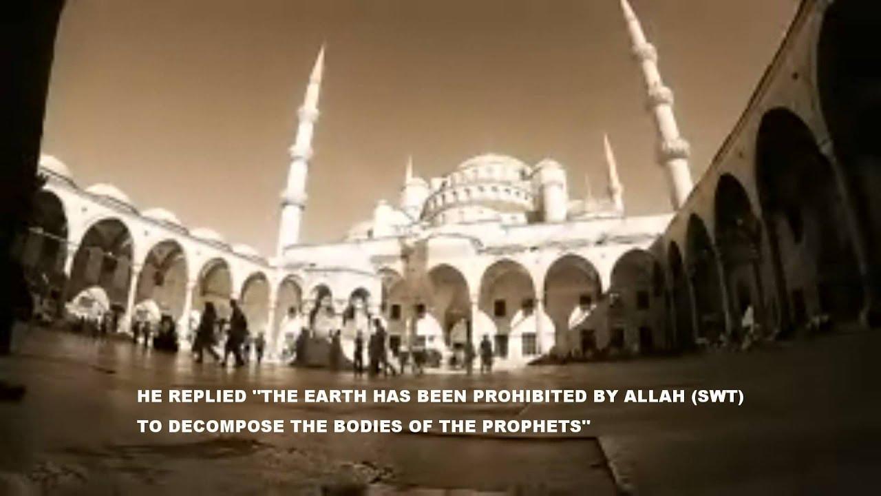 Prophets are alive and pray | Shaykh Habib Umar Bin Hafiz [English subtitles]