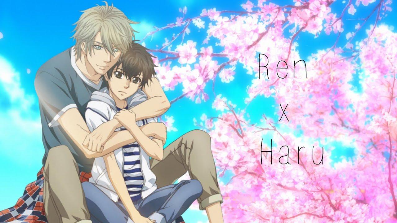 Super Lovers - Nothing like us - Ren x Haru - YouTube