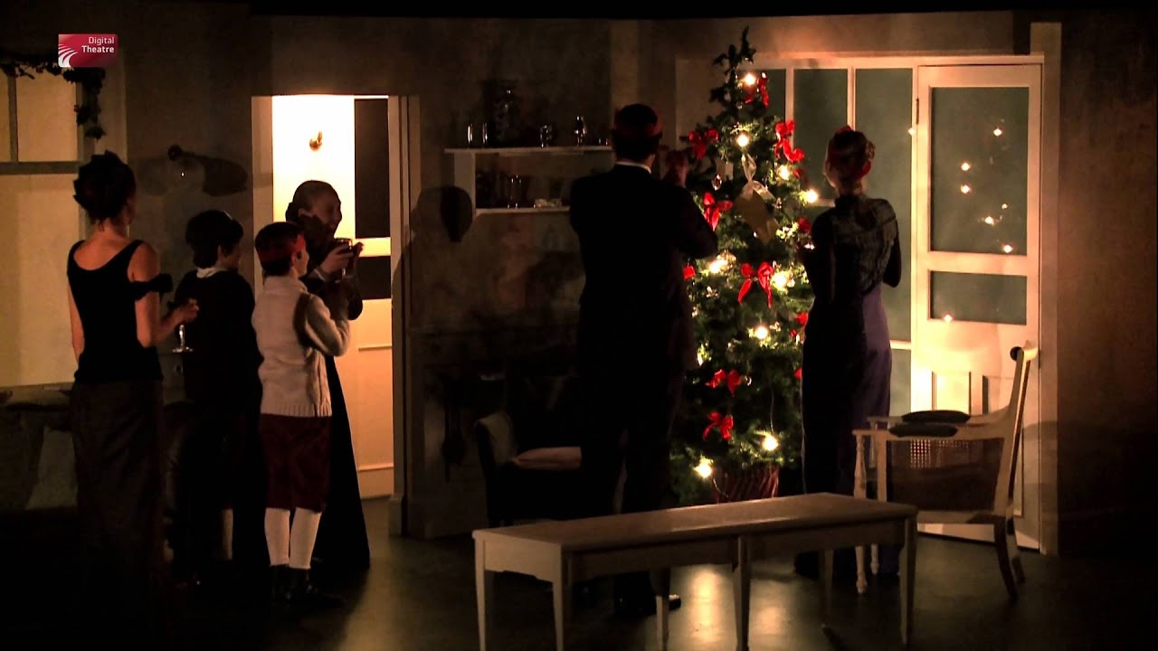 Director's Cut: A Doll's House, Lighting Design - YouTube