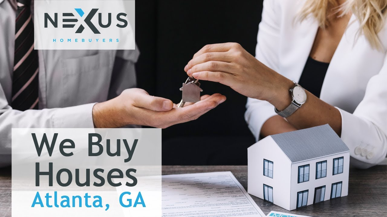 We Buy Houses Atlanta GA | Sell your house fast Atlanta | Nexus Homebuyers
