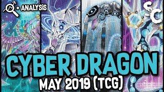 Cyber Dragon, Fusion build May 2019 TCG Yu-Gi-Oh! Replays and Analysis