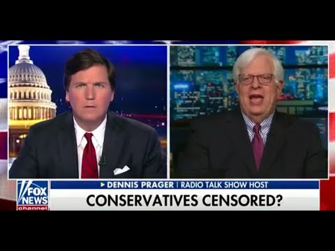 Dennis Prager Explains PragerU Lawsuit Against YouTube: 'If America Looks Good, It's Restricted'