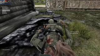 MG42 Carnage - ARMA 3 Frontline IFA PvP - MG42 LMG Team
