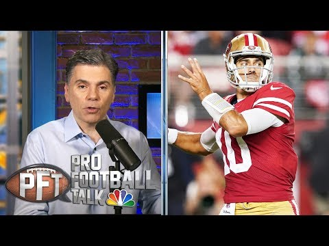 PFT Power Rankings: 49ers take top spot, Patriots slide | Pro Football Talk | NBC Sports