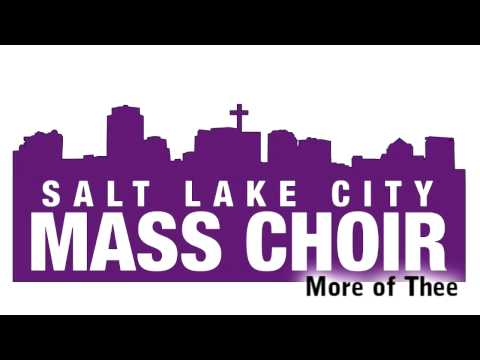 SLC Mass Choir Interview and More of Thee
