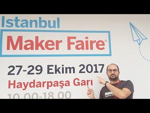 Maker Faire İstanbul 2017