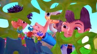 Майлз с другой планеты - Приключения Джета Ретрограда/ Крошечные инопланетяне Сезон 2 Серия 5 Disney