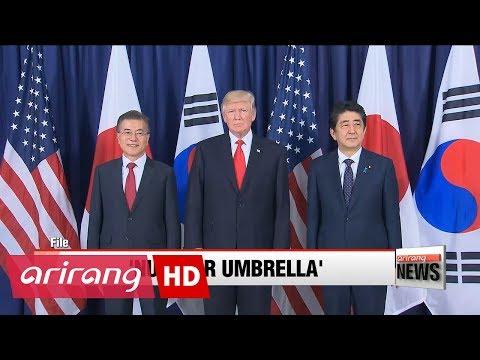 """Trump to promise S. Korea and Japan protection of """"nuclear umbrella"""": Yomiuri Shimbun"""
