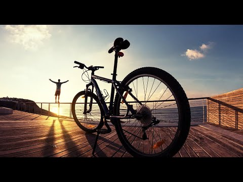 Santa Monica Beach to Playa Del Rey, Via Bike Path - GoPro HD