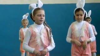 Село БАБАЕВО школа, урок 2 картошка  РоликВидео Виктор Гусев