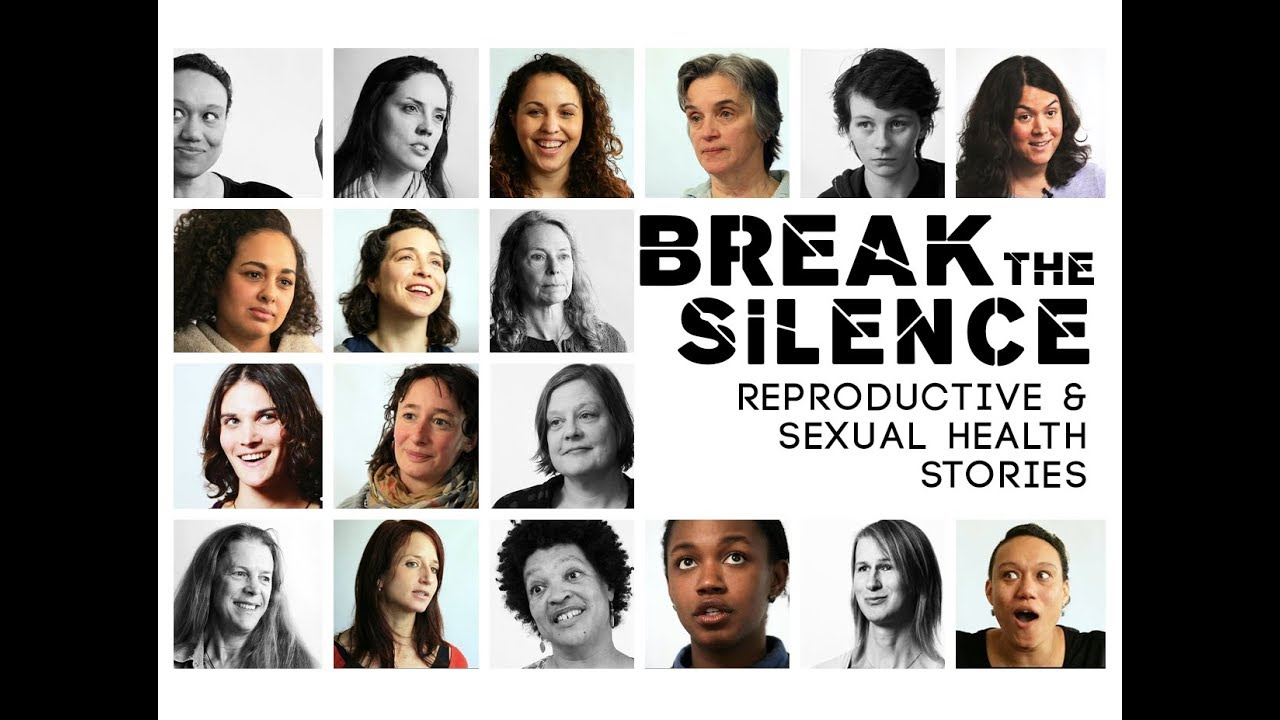 Break the Silence: Reproductive & Sexual Health Stories –  Official Trailer
