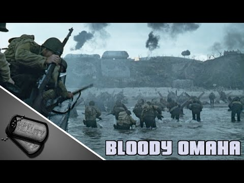 Project Reality:WW2 v1.3.9 [] Bloody Omaha [] Full Round