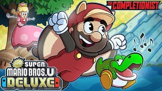 Download Video New Super Mario Bros. U Deluxe  | The Completionist | New Game Plus MP3 3GP MP4
