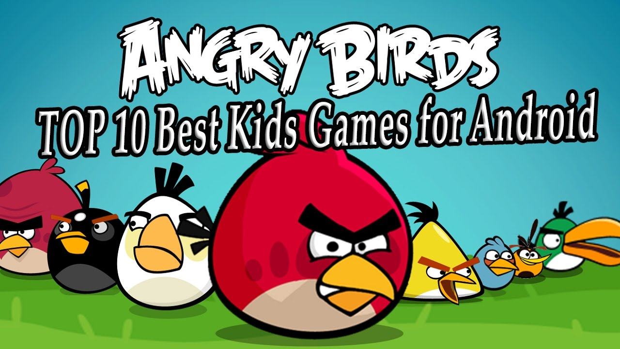 best phone games for toddlers