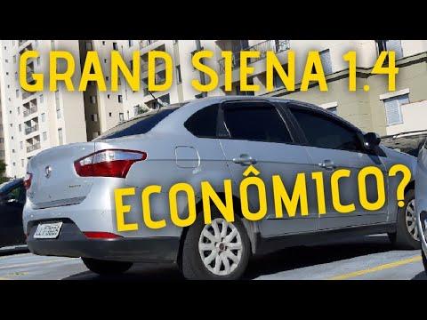Vrum 05 08 12 Teste Fiat Grand Siena Youtube