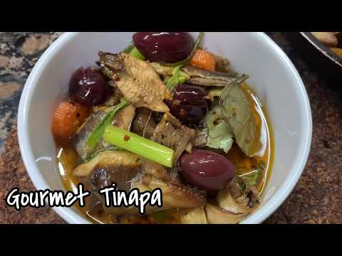 GOURMET TINAPA IN OLIVE OIL / SMOKED FISH EASY AND SIMPLE TO MAKE / BUSINESS TIPS