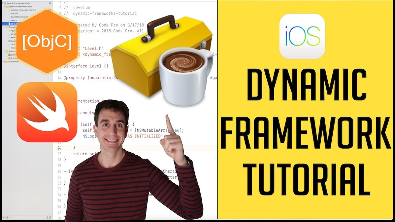 iOS Tutorial: Building Dynamic Frameworks