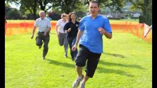 Scottish Border Terrier Club Race