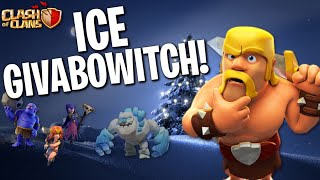 ICE GIVABOWITCH!  TH12 Farm to Max | Clash of Clans