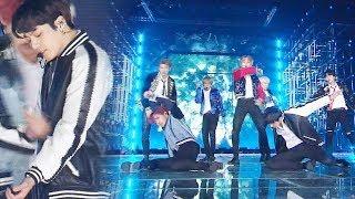 방탄소년단, 우월한 유전자 자랑하는 강력한 퍼포먼스 'DNA' @2017 SBS 가요대전 2부 20171225