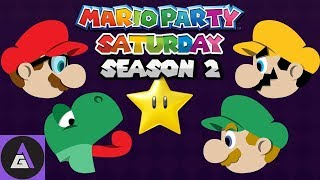 Mario Party Saturday Season 2 - Episode 3 (Mario Party 3 /N64) Unedited