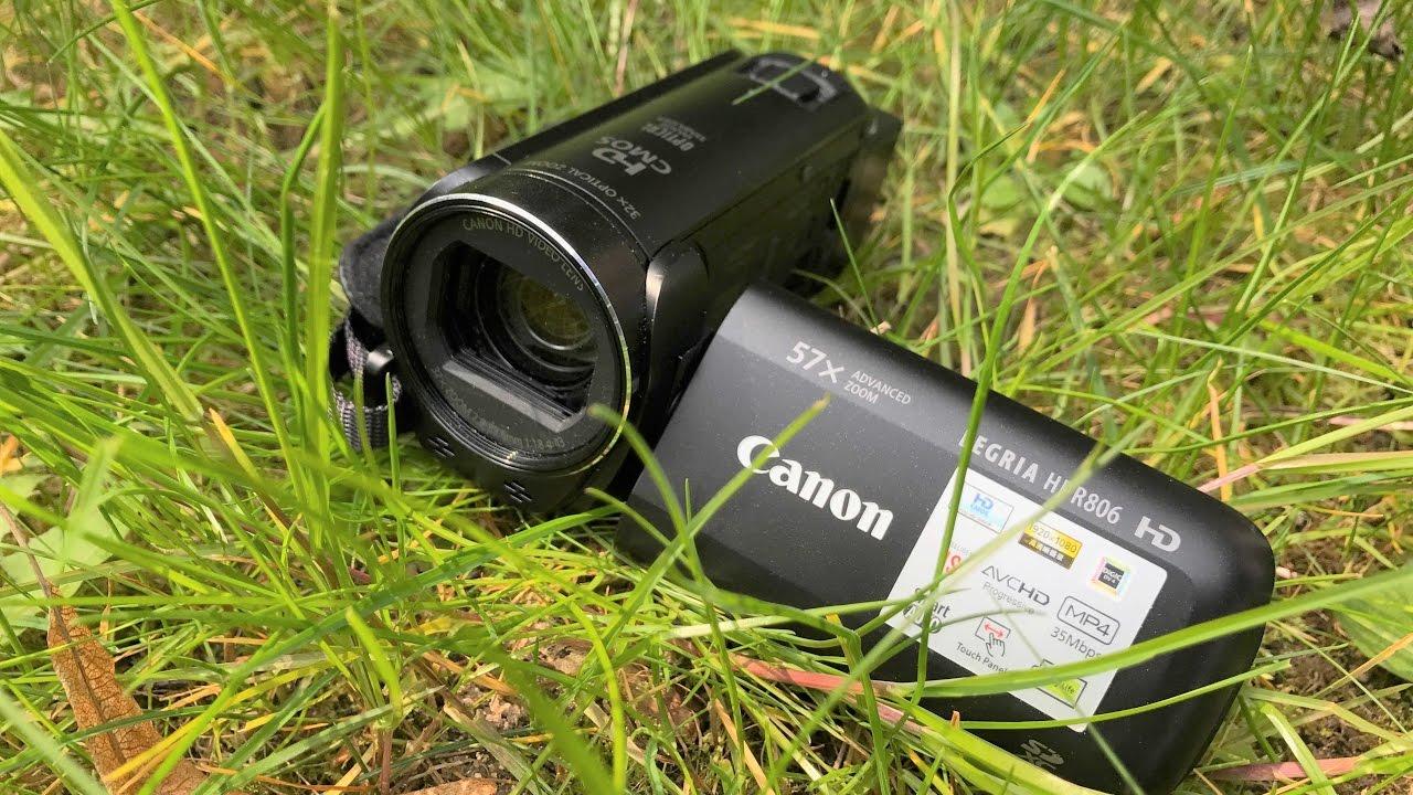 Canon Legria HF R806 Örnek Video Kayıtları, Test Videolar
