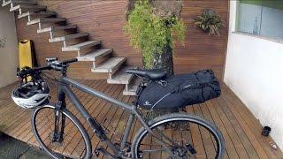 Bolsa / mala de Selim para Cicloturismo + Inscrição na Bike Series | Bike Avanti 05